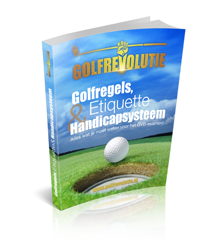 E-book Golfregels, Etiquette en Handicapsysteem