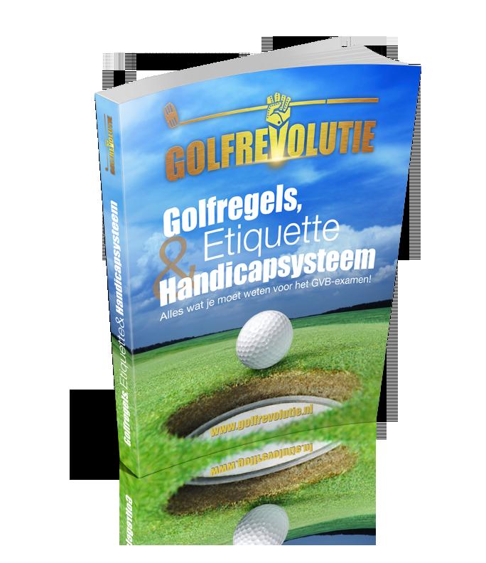E-book Golfregels, Etiquette en Handicapsysteem